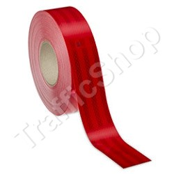 Contourmarkerings tape rood