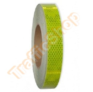 Contourmarkerings Tape Lime Lijn